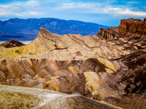 Death Valley, California Royalty Free Stock Image