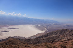 The Death Valley in California - USA Royalty Free Stock Photo
