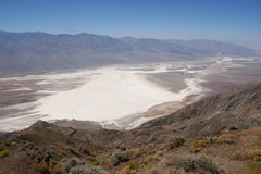 Death Valley, California, Usa. Stock Image