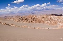 Death Valley (Chile) imágenes de archivo libres de regalías