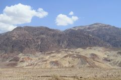 USA, California/Death Valley: Amargosa Range Stock Photo