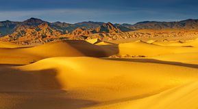 Death Valley Royalty Free Stock Image