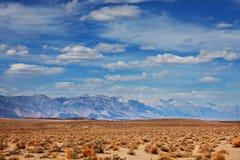 Death valley. National Park, California Stock Photo