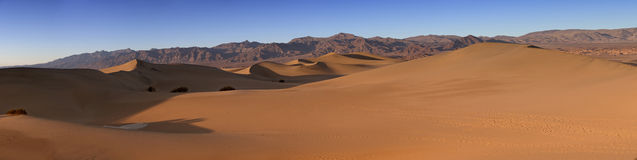 Death Valley Desert Stock Photography