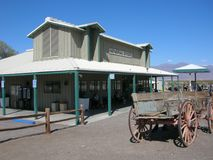 Death Valley General Store royalty free stock photography