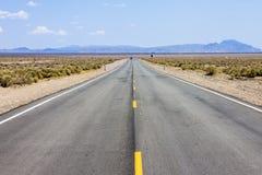 Death Valley Kalifornien Arkivbilder