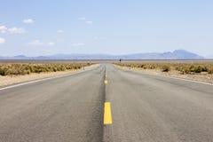 Death Valley Kalifornien Arkivbild