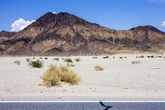 Death Valley Kalifornien Royaltyfri Foto