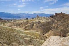 Death Valley in Kalifornien Lizenzfreies Stockfoto