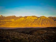 Death Valley, la Californie Image libre de droits