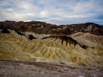 Death Valley, la Californie Photographie stock libre de droits