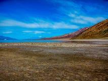Death Valley, la Californie Image stock