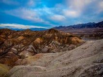 Death Valley, la Californie Photos stock