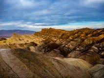 Death Valley, la Californie Images libres de droits