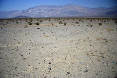Death Valley Landscape. A forbidding landscape in Death Valley National Park, California Stock Photos