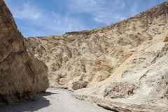 Death Valley landscape Royalty Free Stock Photo
