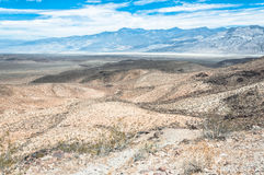 Death Valley landscape, California. Landscape around Death Valley National Park, California Stock Images