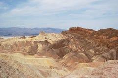 Death Valley, los E.E.U.U. Fotografía de archivo