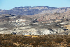 Death Valley Mountain Scenic Stock Images
