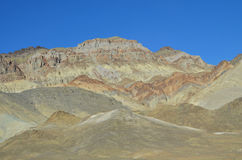 Death Valley Mountains Royalty Free Stock Photos