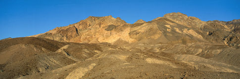 Death Valley National Monument Stock Image