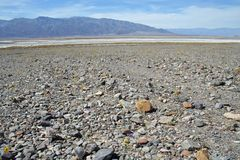 Death Valley National Park in California royalty free stock image