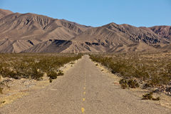Death Valley National Park, California. Royalty Free Stock Photos