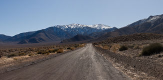 Death Valley National Park, California. Royalty Free Stock Photo