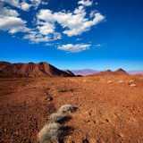 Death Valley National Park California Corkscrew Peak Stock Photos