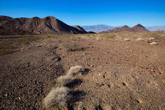 Death Valley National Park California Corkscrew Peak Stock Photography