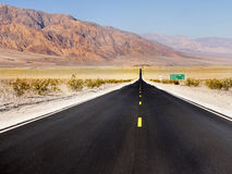 Death Valley National Park, California Stock Image