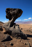 Death Valley National Park California stone formations Royalty Free Stock Photography