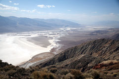 Death Valley national park, California, USA Stock Images