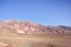 Death Valley National Park California Royalty Free Stock Photo