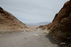 Death Valley. National Park California USA Stock Images