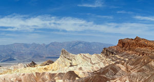 Death Valley National park, California USA beautiful view Stock Images
