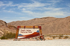 Death Valley National park, California USA Stock Images
