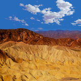 Death Valley National Park California Zabriskie point Stock Photos