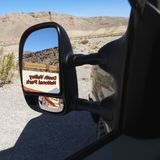 Death Valley National Park entrance sign. Stock Photography