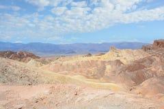 Death Valley National Park mountain landscape. Stock Images