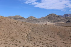 Death Valley National Park near Racetrack Playa, Nov 2014 Royalty Free Stock Photography