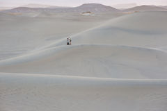 Death Valley National Park Sand Dunes Stock Image
