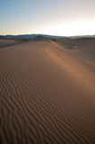Death Valley National Park Sand Dunes Stock Photo