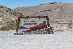 Death Valley National Park, USA Stock Image