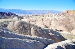 Death Valley nationalpark Royaltyfri Bild