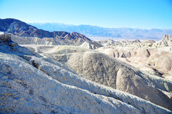 Death Valley nationalpark Royaltyfria Foton