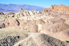 Death Valley nationalpark Arkivbilder