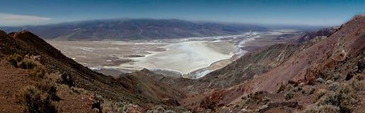 Death Valley nationalpark Arkivfoto