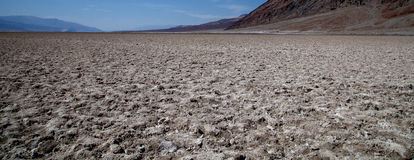 Death Valley nationalpark Royaltyfria Bilder