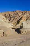 Death Valley nationalpark Royaltyfria Foton